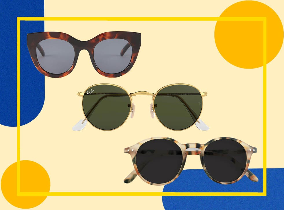 From oversized to cat eye styles, these are the glasses that will suit all face shapes