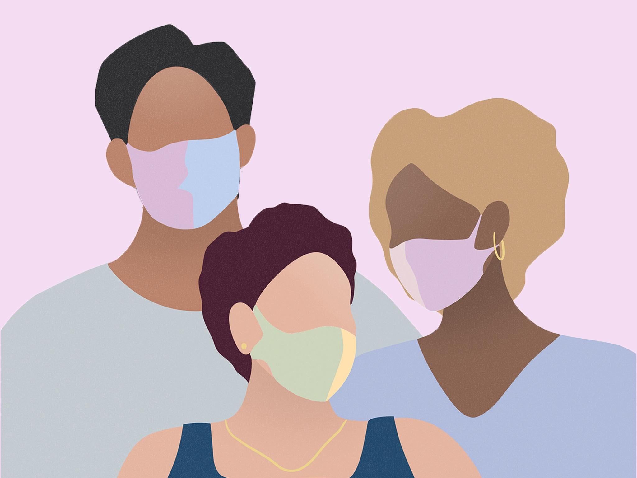 Face Masks The Ultimate Guide To Reusable Face Coverings As
