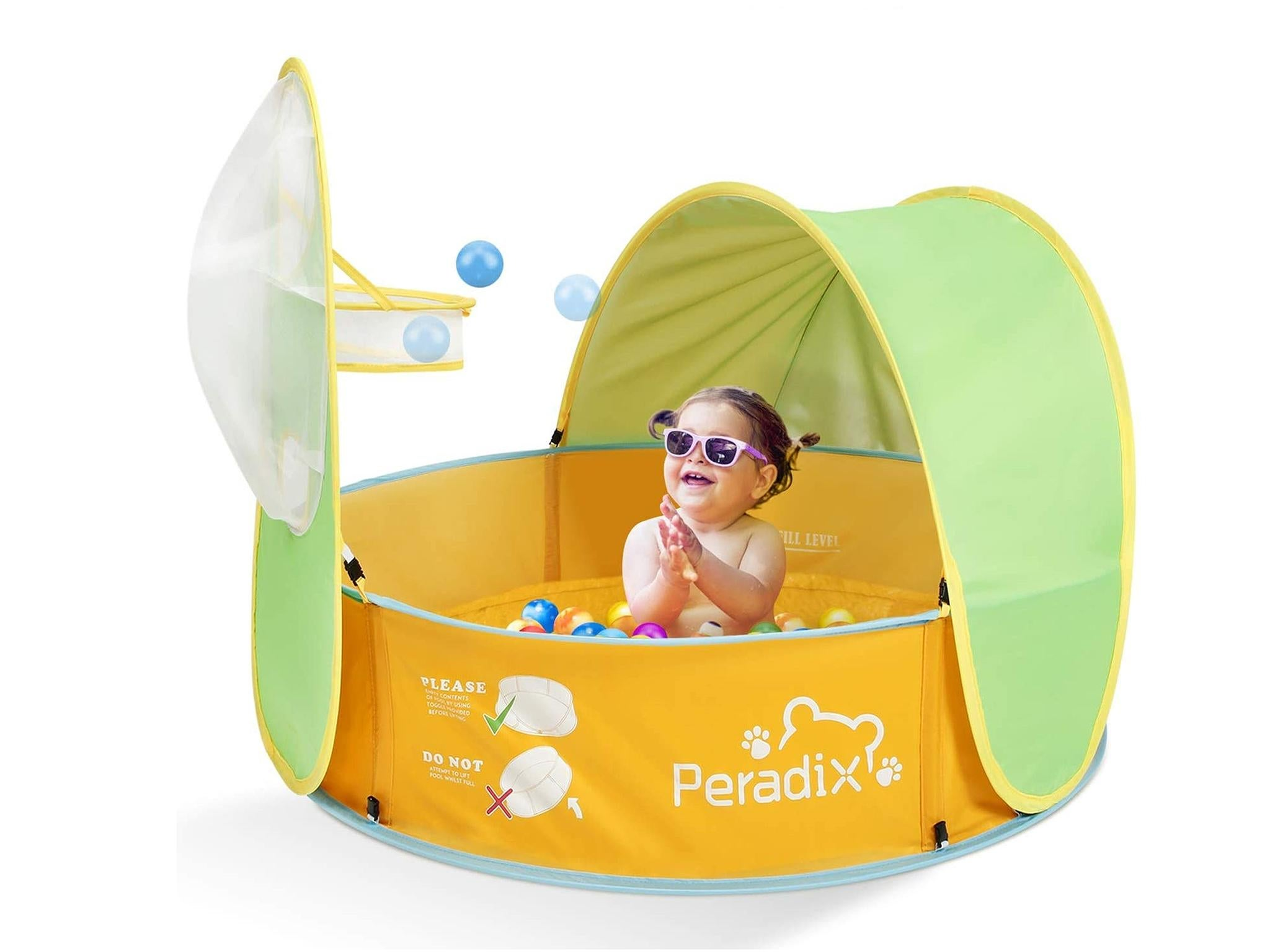 Chad Valley Pop 'n' Fun Large Play Tent