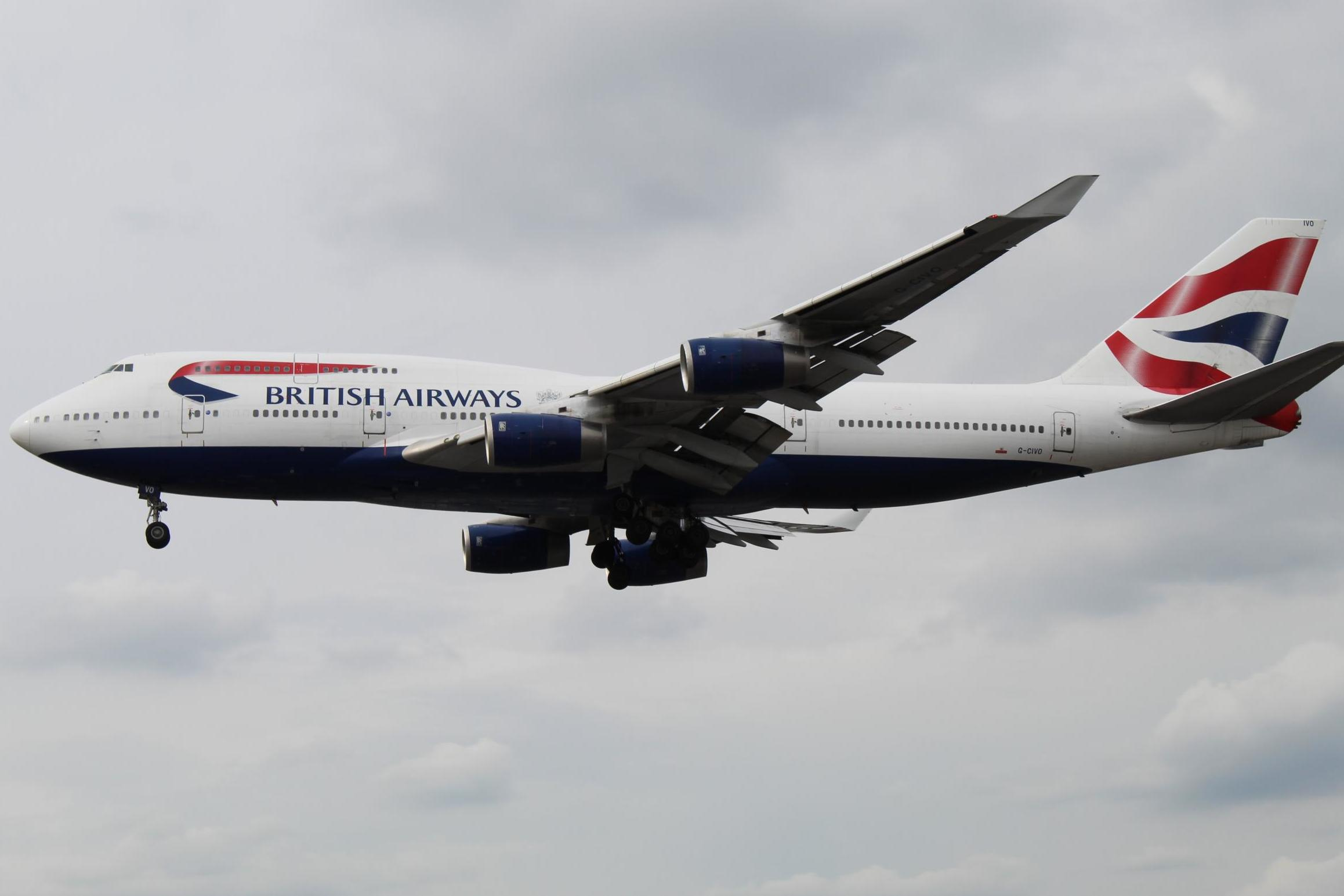 British Airways' response to coronavirus crisis a 'national disgrace,' say MPs