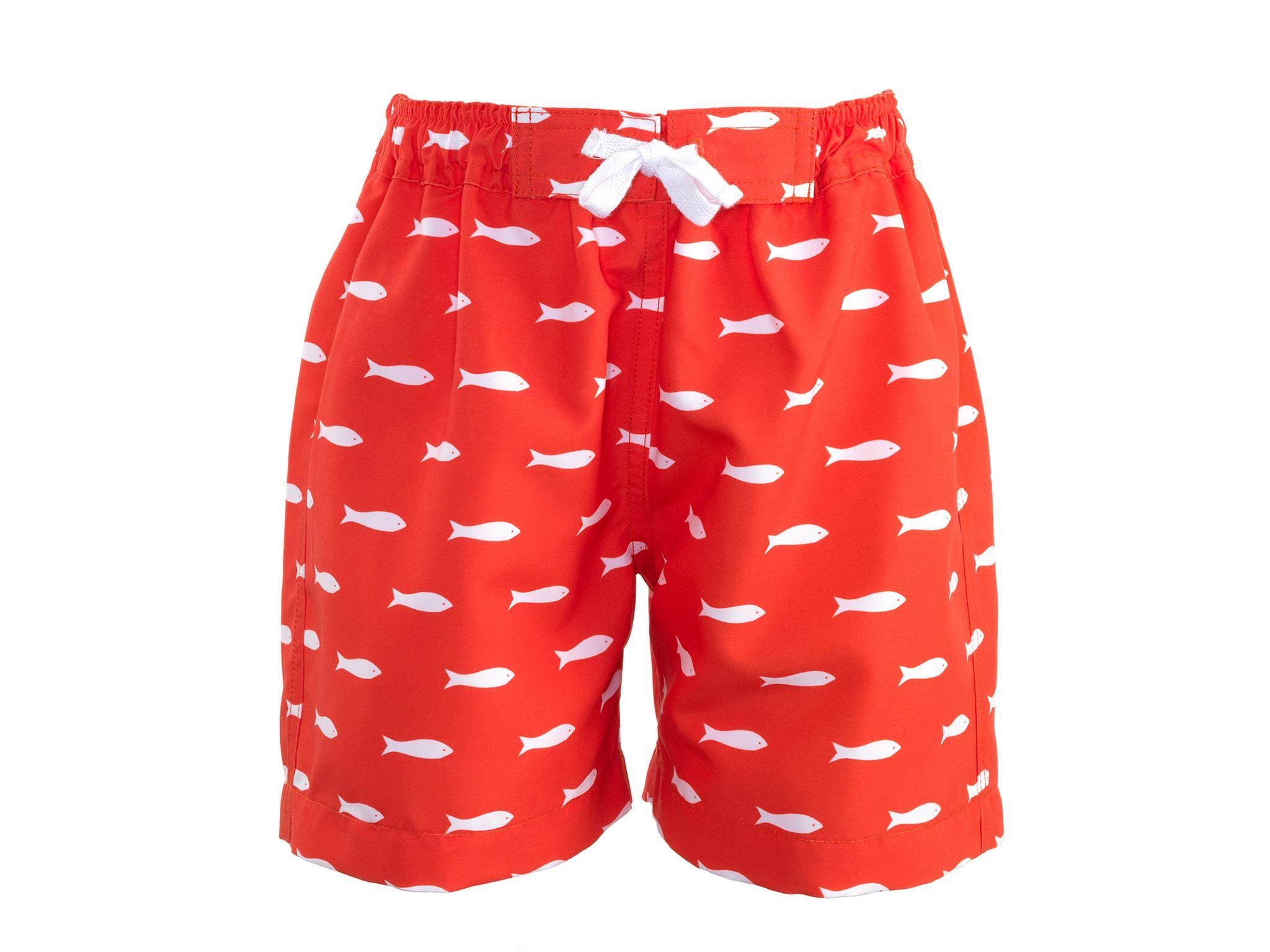 Chu warm Mens Shorts Radiating Black and White Line Running Short Swimsuit Pants for Boys
