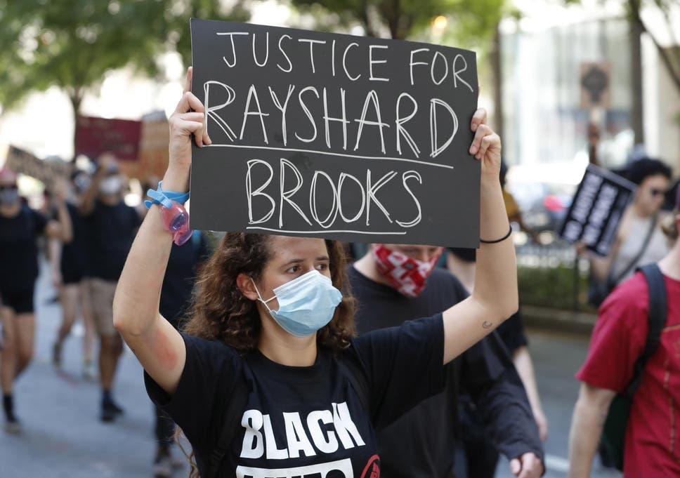 Rayshard Brooks: Atlanta police chief resigns after black man is ...