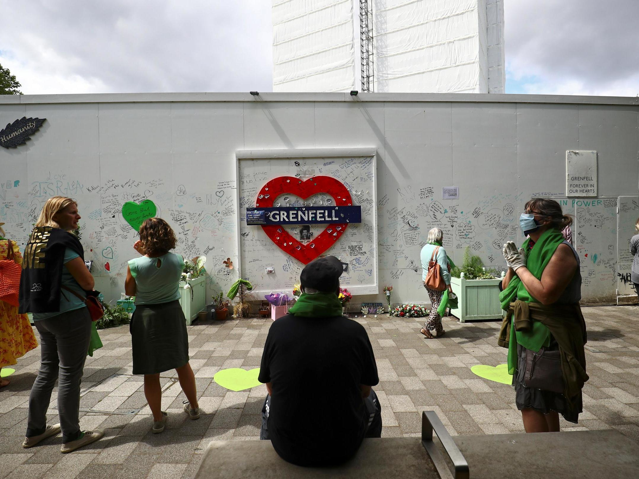 Grenfell fire three years on: Boris Johnson and Keir Starmer pay tribute as virtual service held to remember victims thumbnail