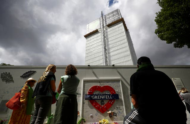 Work to remove cladding has not yet begun on 160 high-rises