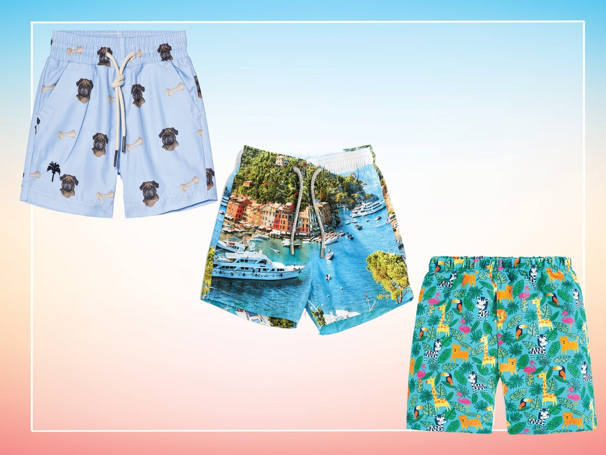 Best boys' swimwear 2020: From two-piece sets to trunks | The Independent