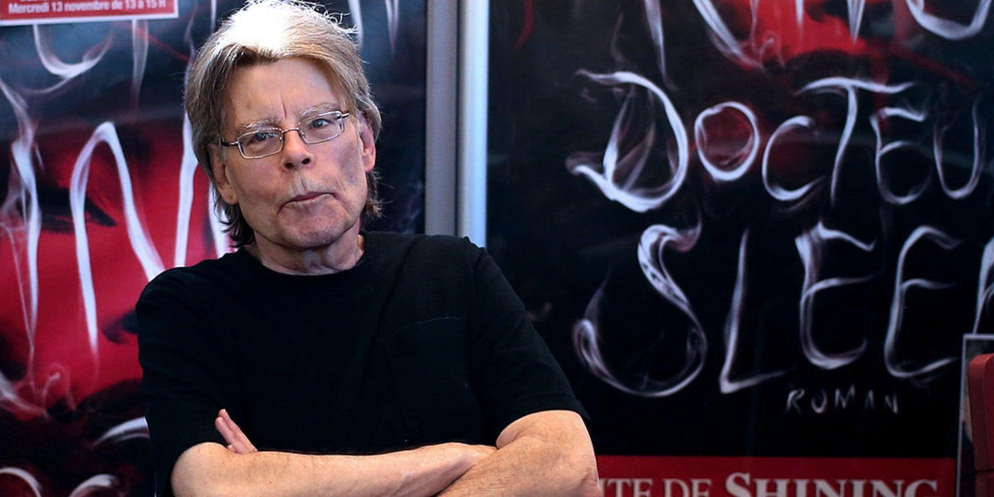 Stephen King revela uma ideia para um romance que ele nunca escreveu
