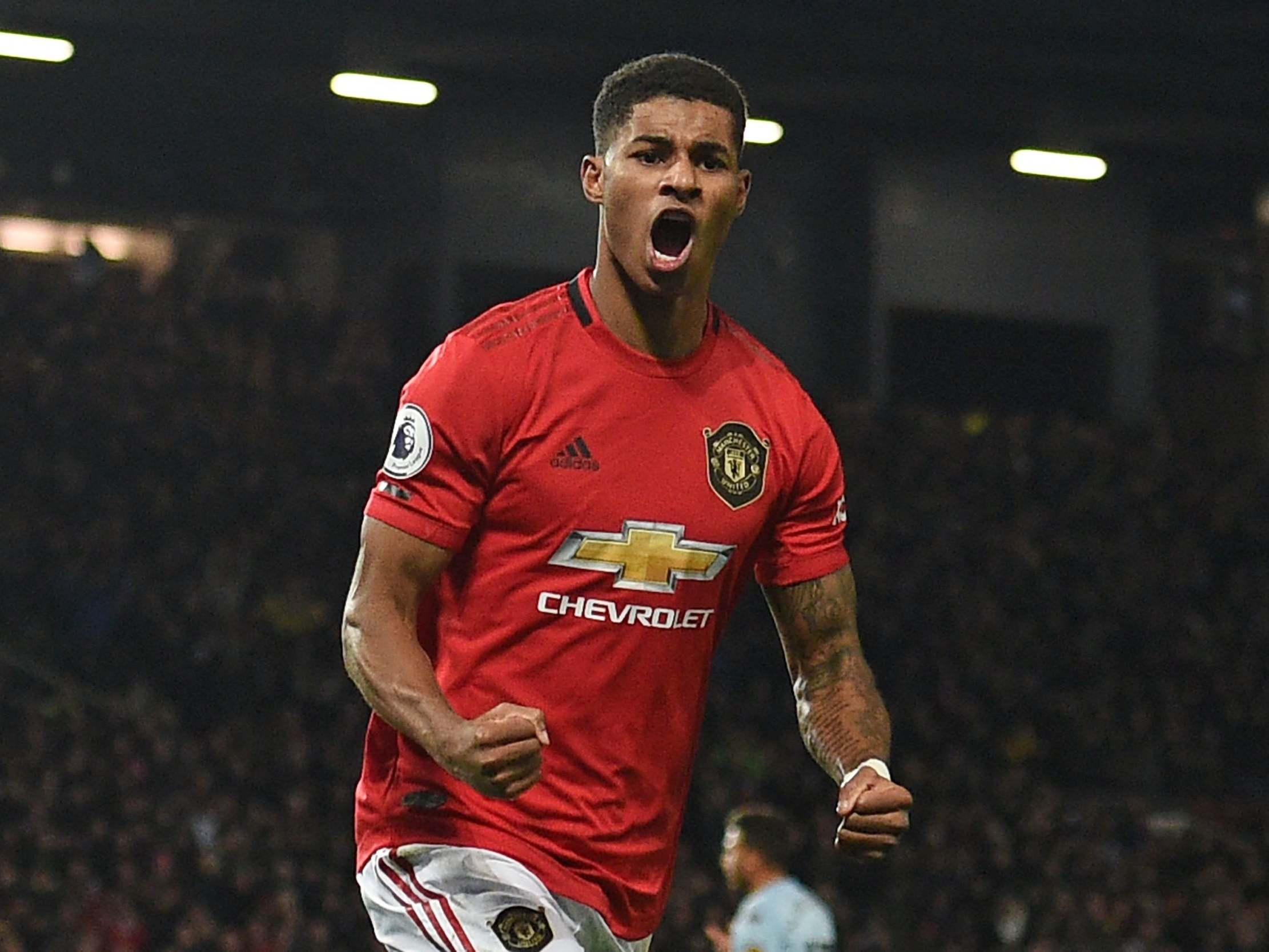 Marcus Rashford Says This Is England 2020 After Expressing Delight At Boris Johnson U Turn The Independent The Independent