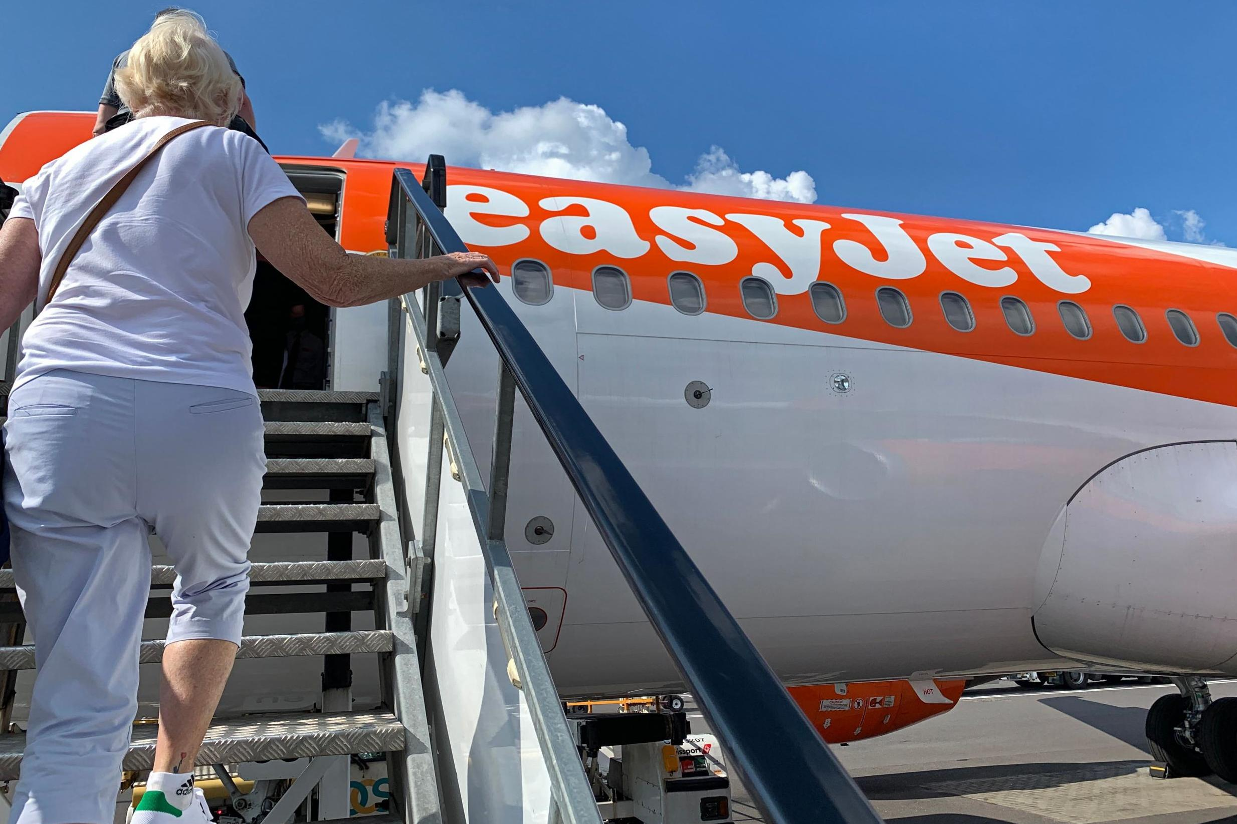 EasyJet to close three bases at Stansted, Southend and Newcastle