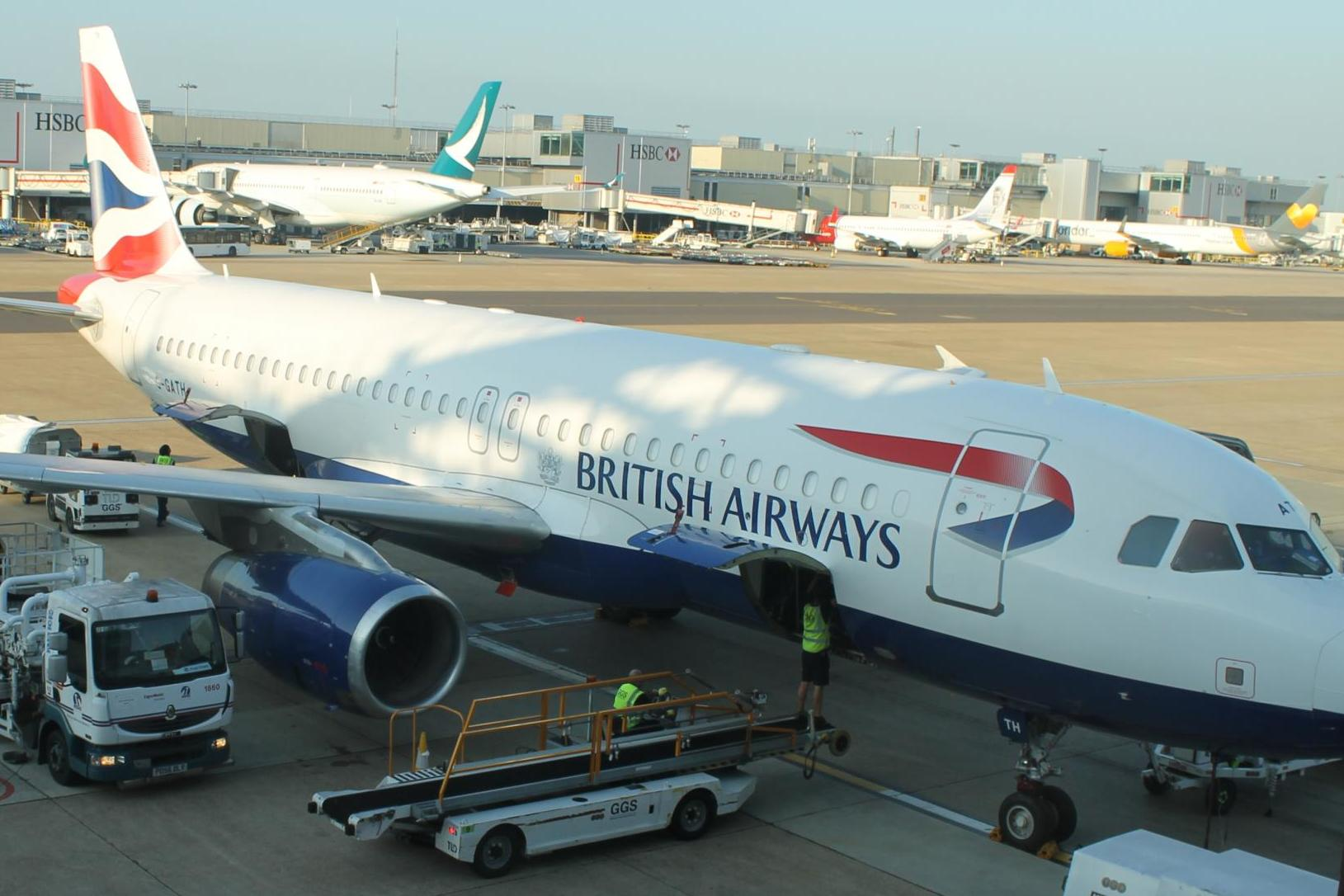 British Airways: many Gatwick flights in July switched to Heathrow