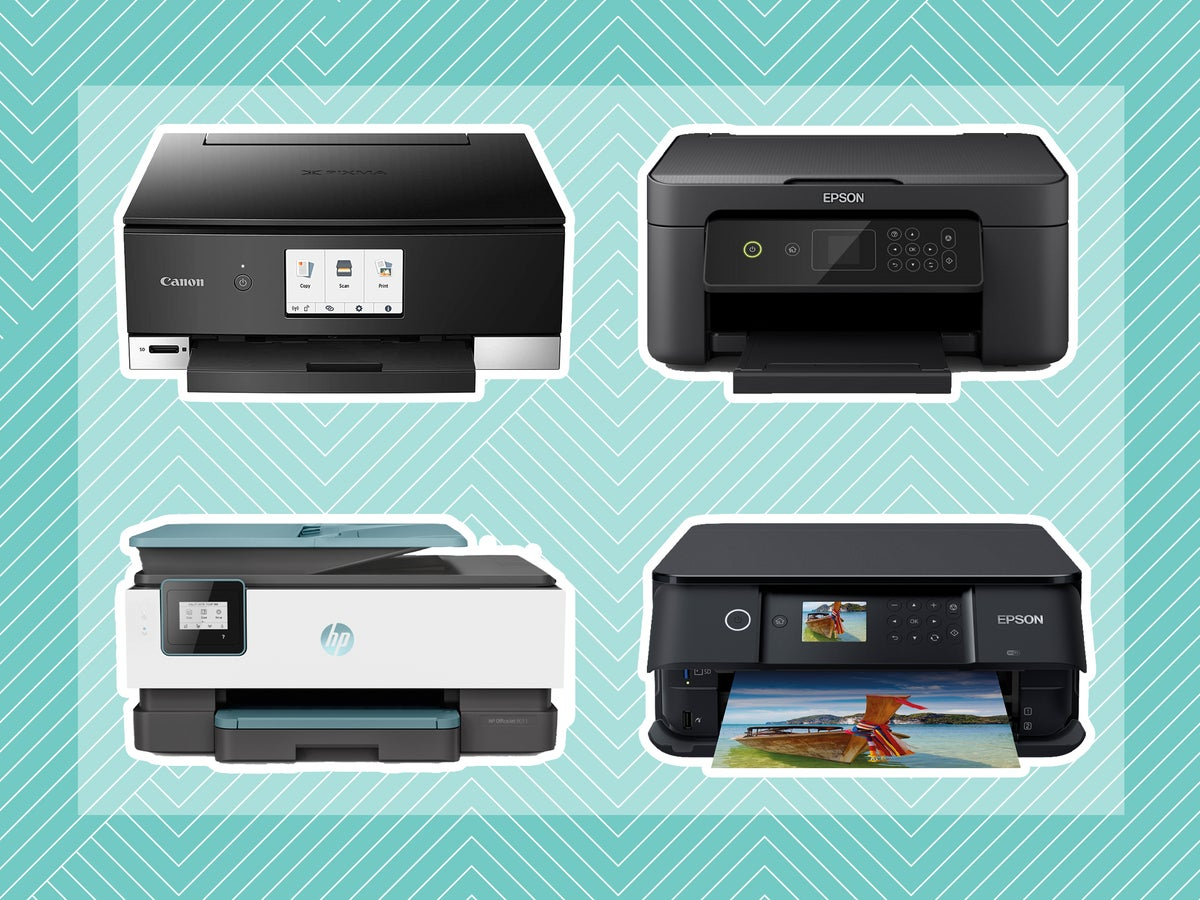 Best Wireless Printers For 2021 Home Printing Made Easy The Independent