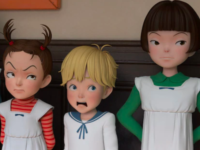 Studio Ghibli fans react to divisive images from new film