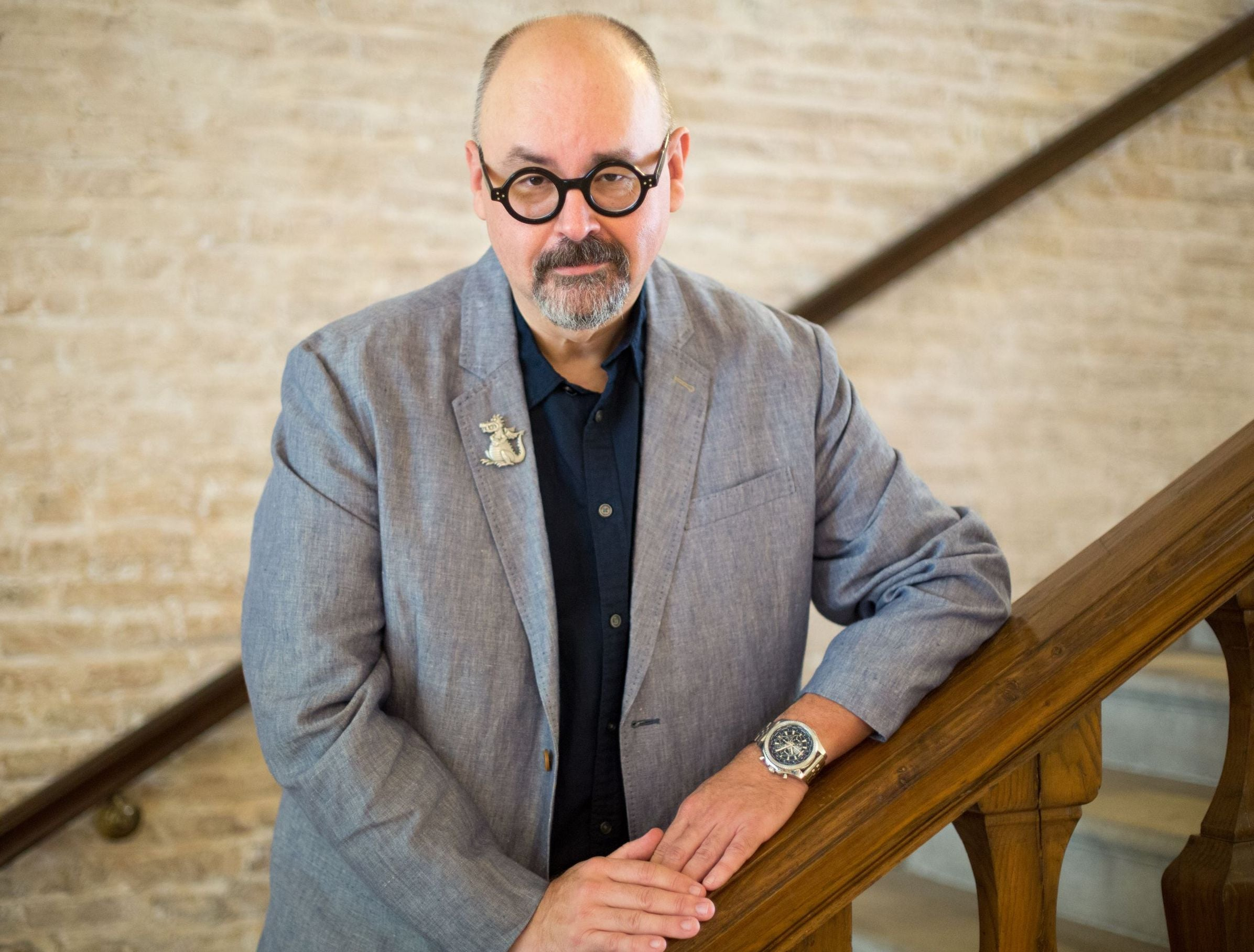 Carlos Ruiz Zafon Death The Shadow Of The Wind Author Dies From Cancer Aged 55 The Independent The Independent