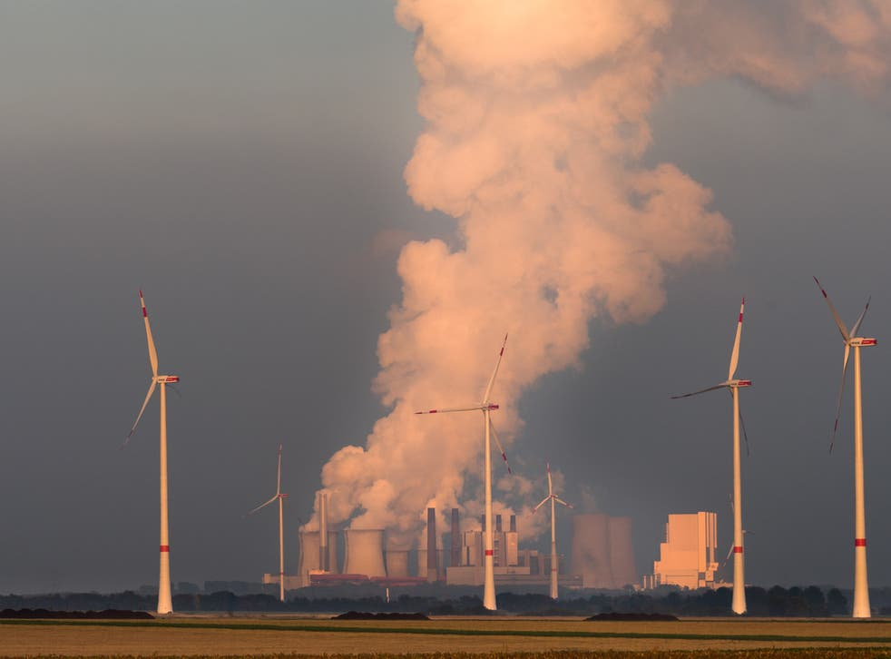 Growth in clean sources of power are fast outpacing any remaining growth in fossil fuels