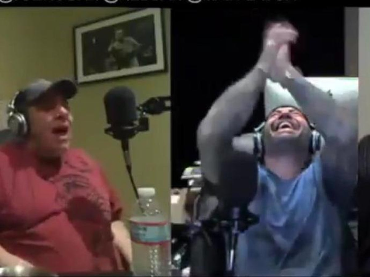 Joe Rogan Laughs As Friend Boasts About Coercing Women Into Oral Sex In Resurfaced Video The Independent The Independent Terrie diaz, joey's wife and mercy's mother, joins joey diaz and lee syatt live in studio. joe rogan laughs as friend boasts about