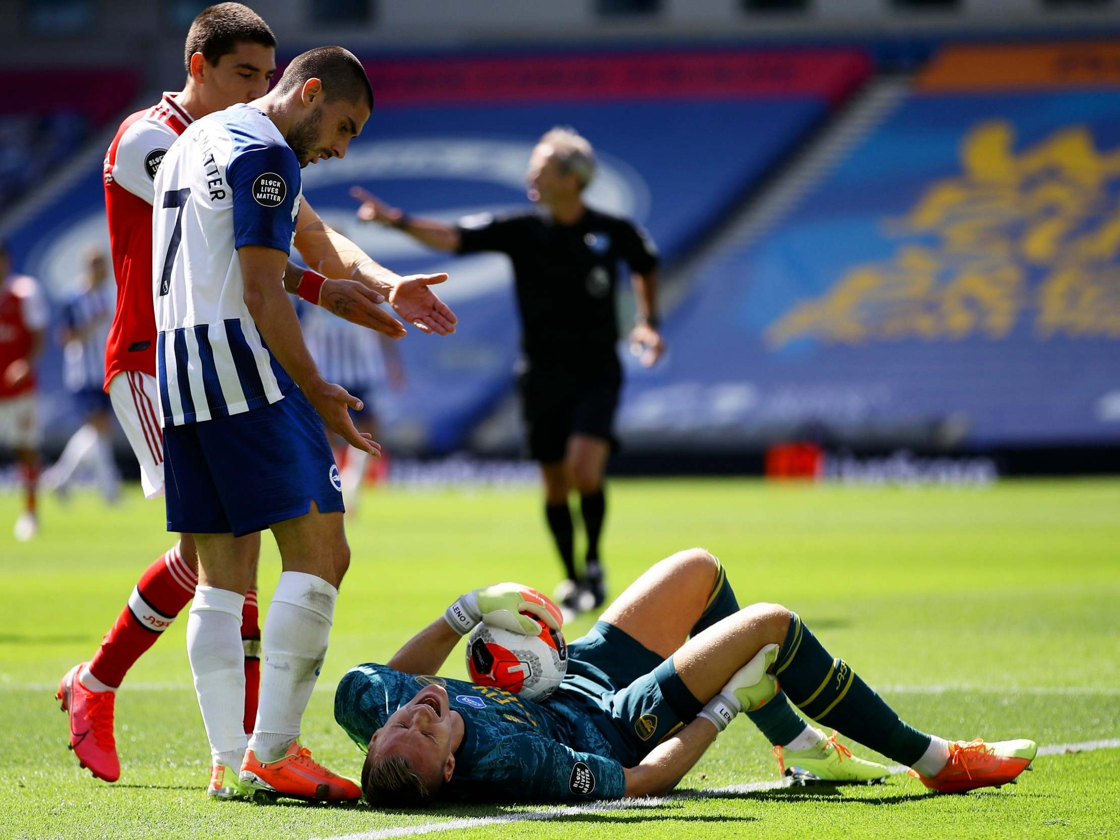 Brighton vs Arsenal: Five things we learned as Bernd Leno suffers ...