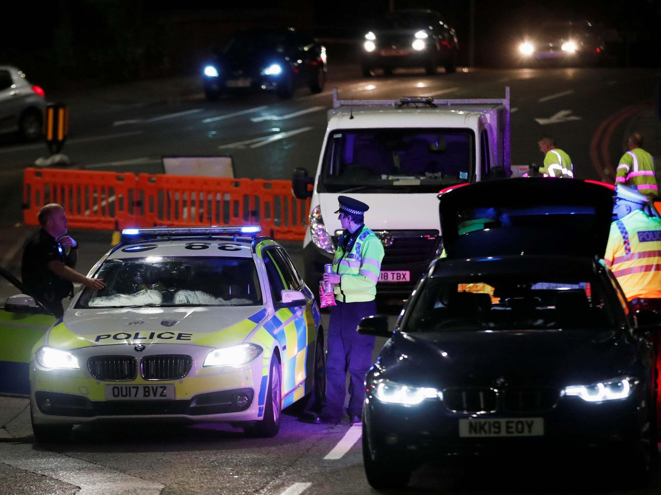 Reading stabbing: Police declare terror attack after three