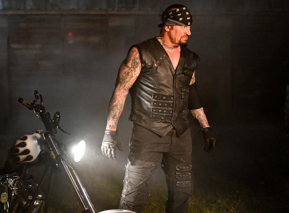 The Undertaker looks set to resist a comeback and retire