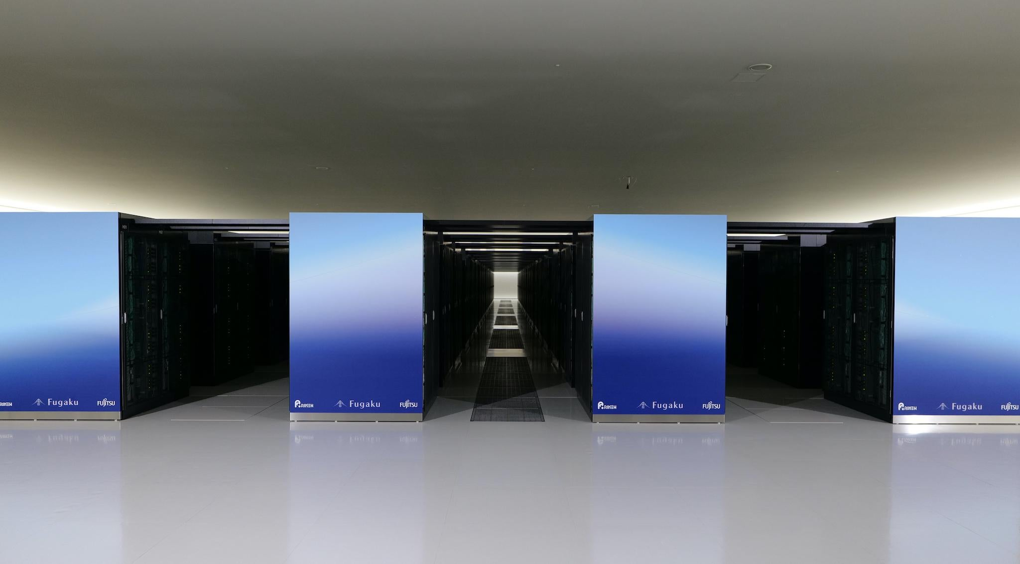 Scientists create the fastest computer ever made, as 'Fugaku' supercomputer hits top of ranking thumbnail