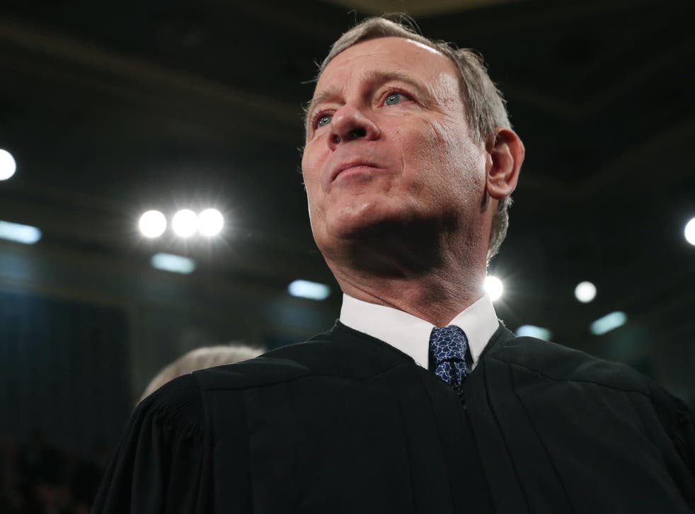 Justice Roberts sided with liberals this time to stop abortion rights being effectively ended in Louisiana