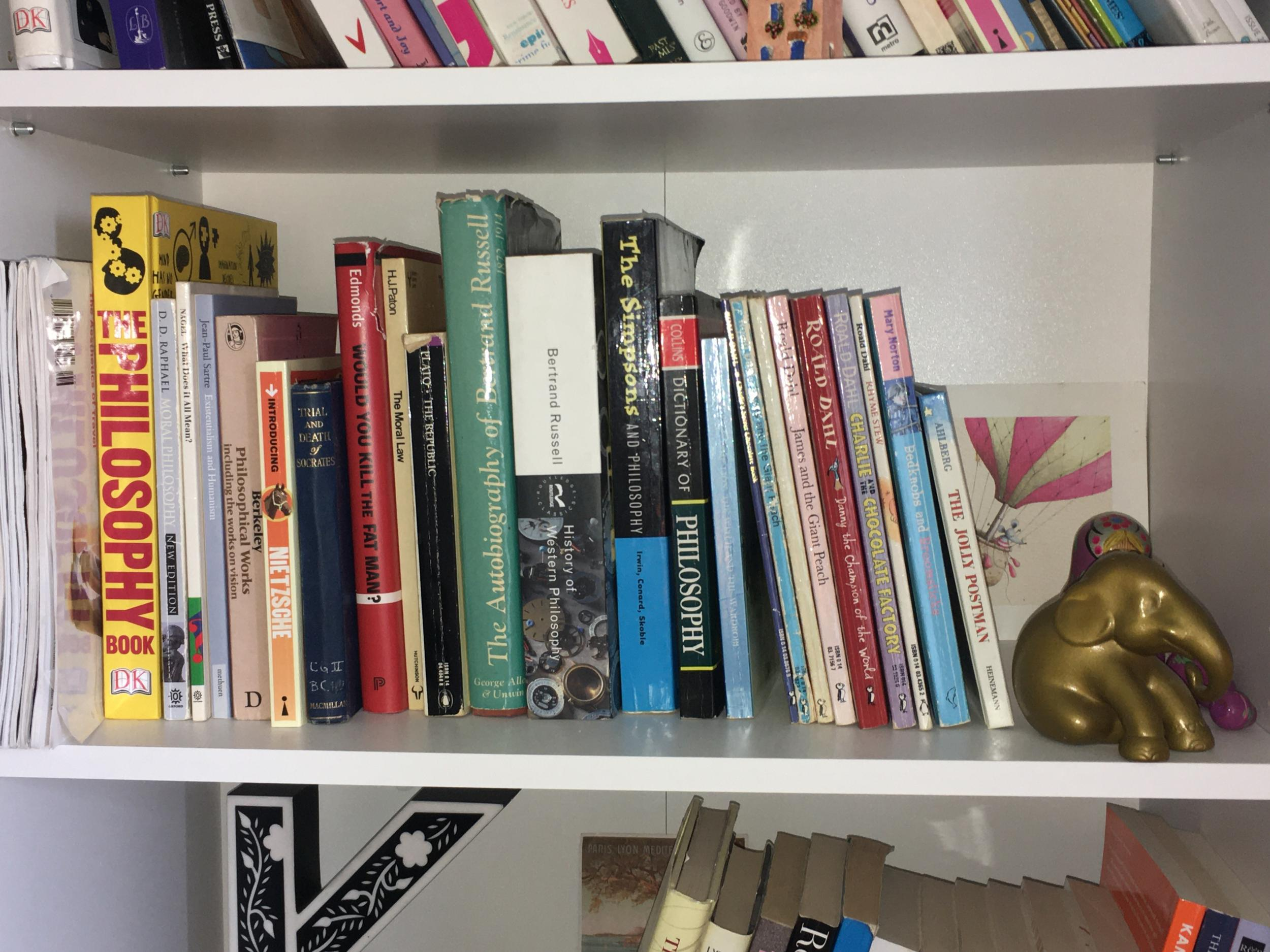 Opinion: My bookshelves are full of children's literature. They teach me lessons, and inspire joy