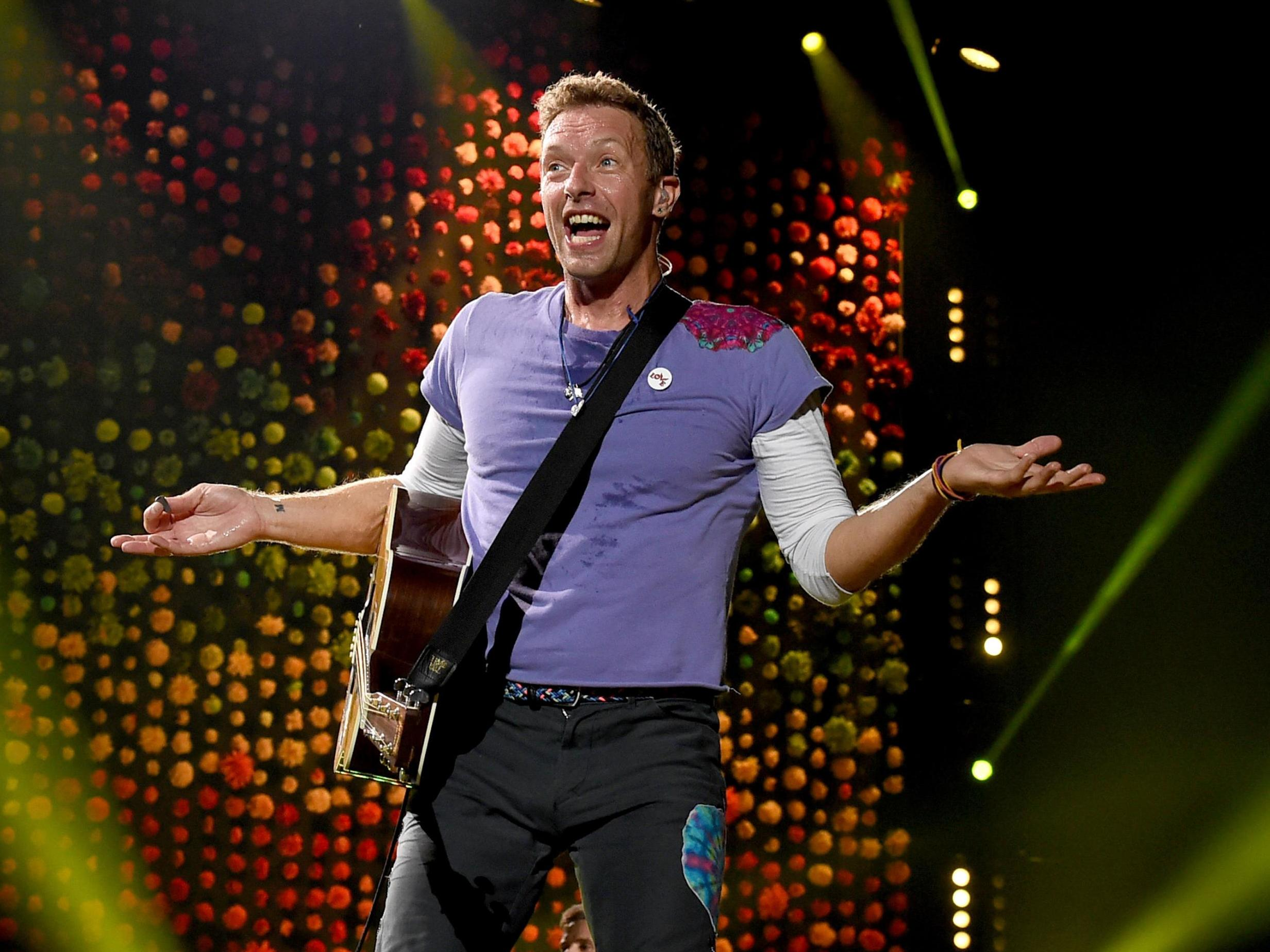 Coldplay - latest news, breaking stories and comment - The Independent