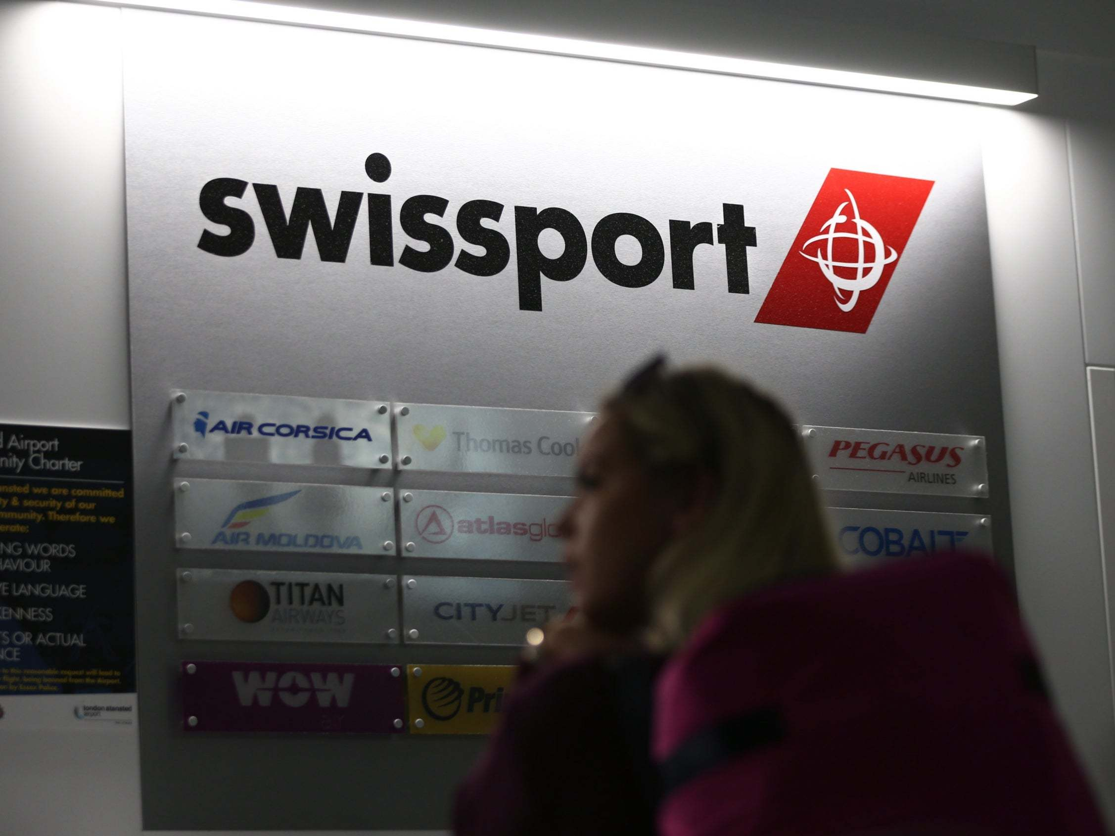 Coronavirus: Swissport to cut over 4,500 jobs, slashing UK workforce in half