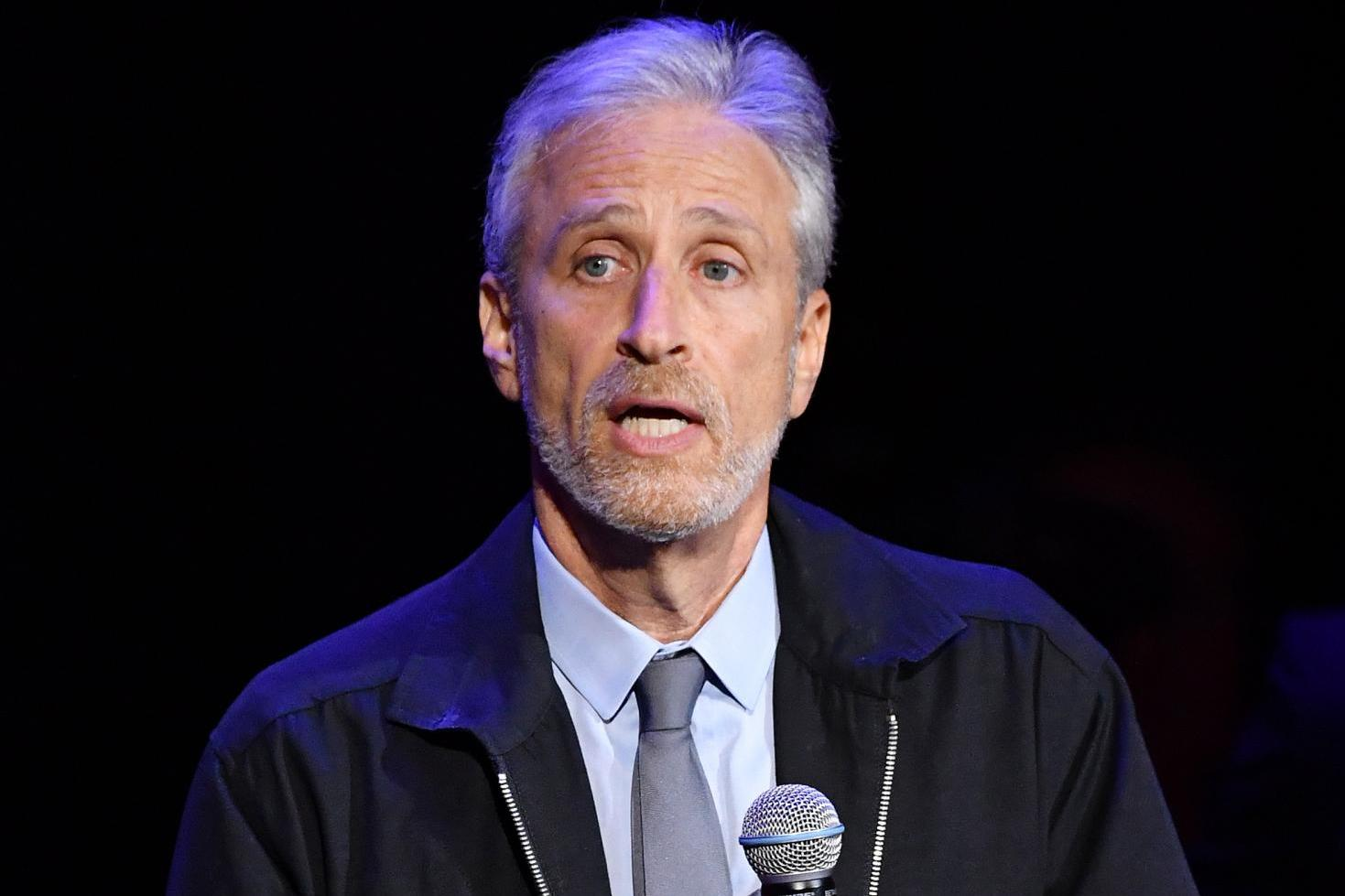 Jon Stewart discusses lack of diversity on The Daily Show: 'We kept hiring white dudes' thumbnail