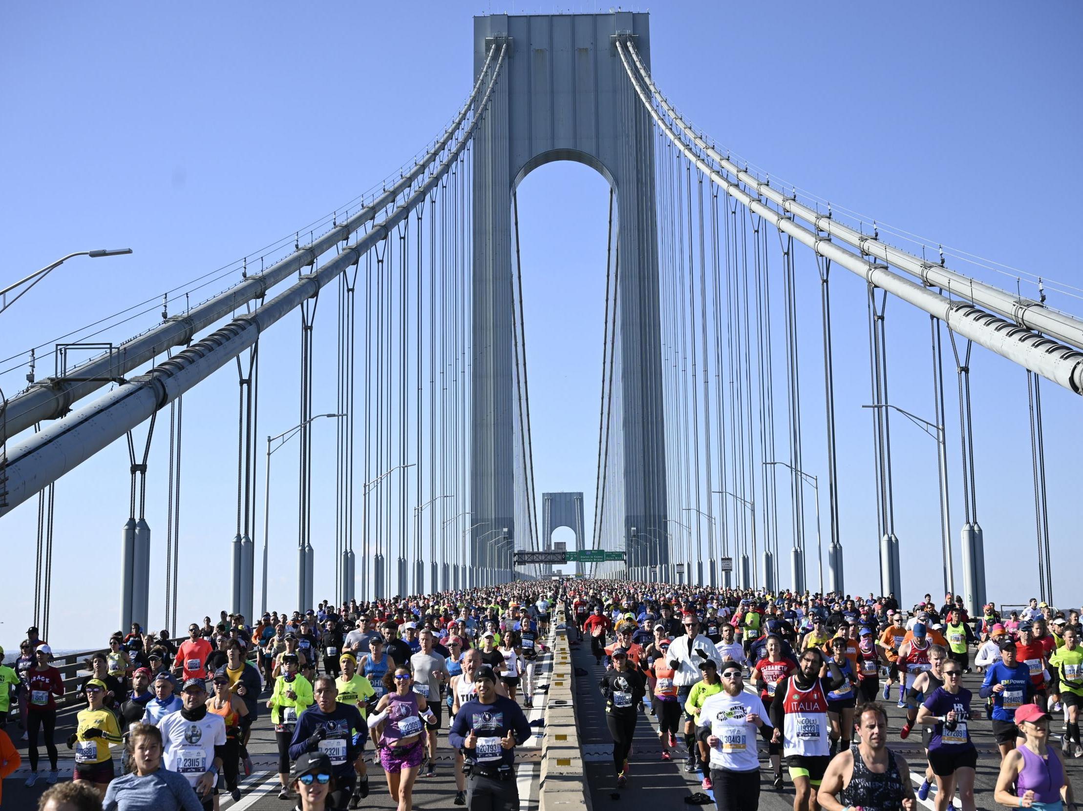 New York and Berlin Marathons cancelled due to coronavirus thumbnail