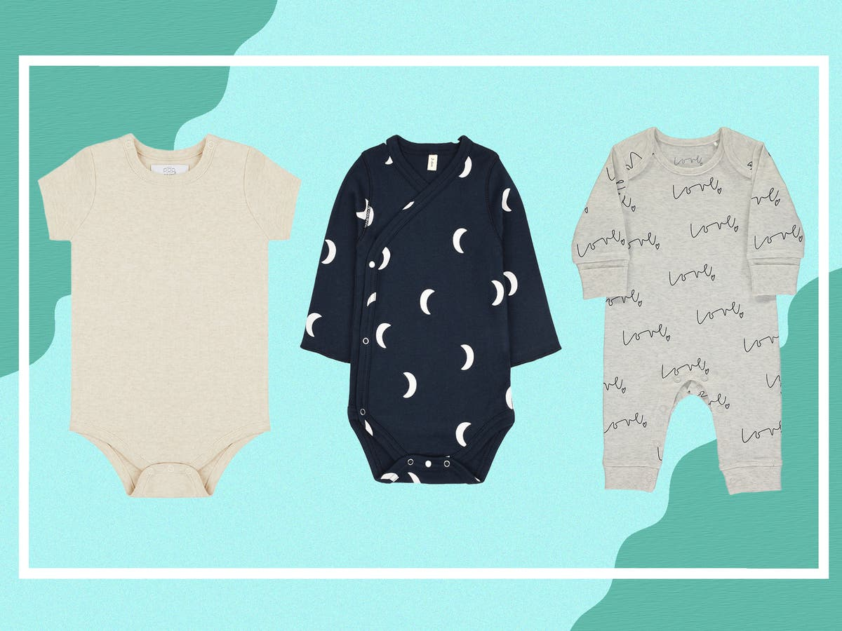 Organic September: Best organic babygrows that are soft, chemical