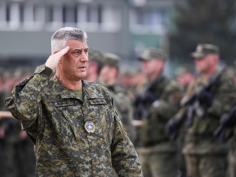Le président du Kosovo inculpé de crimes de guerre | Reporter arménien américain