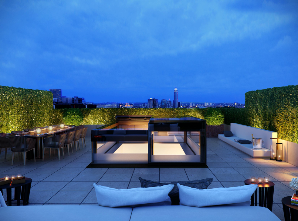Not Just For Christmas How Outdoor Lighting Can Transform Your Space The Independent The Independent
