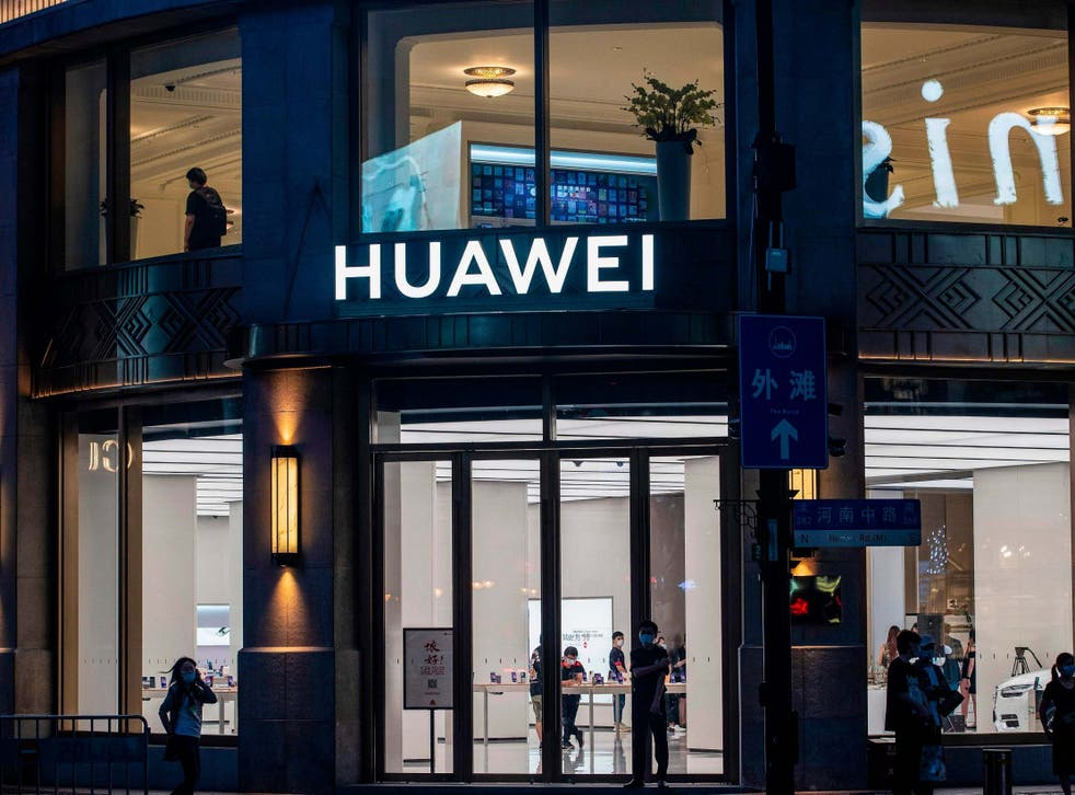 Chinese ambassador Liu Xiaoming said that businesses in China were watching to see how Britain reacted over the Huawei situation