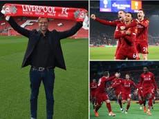 Desde Klopp hasta Virgil van Dijk:  Estos son los 30 pasos que hicieron al Liverpool campeón de la Premier League