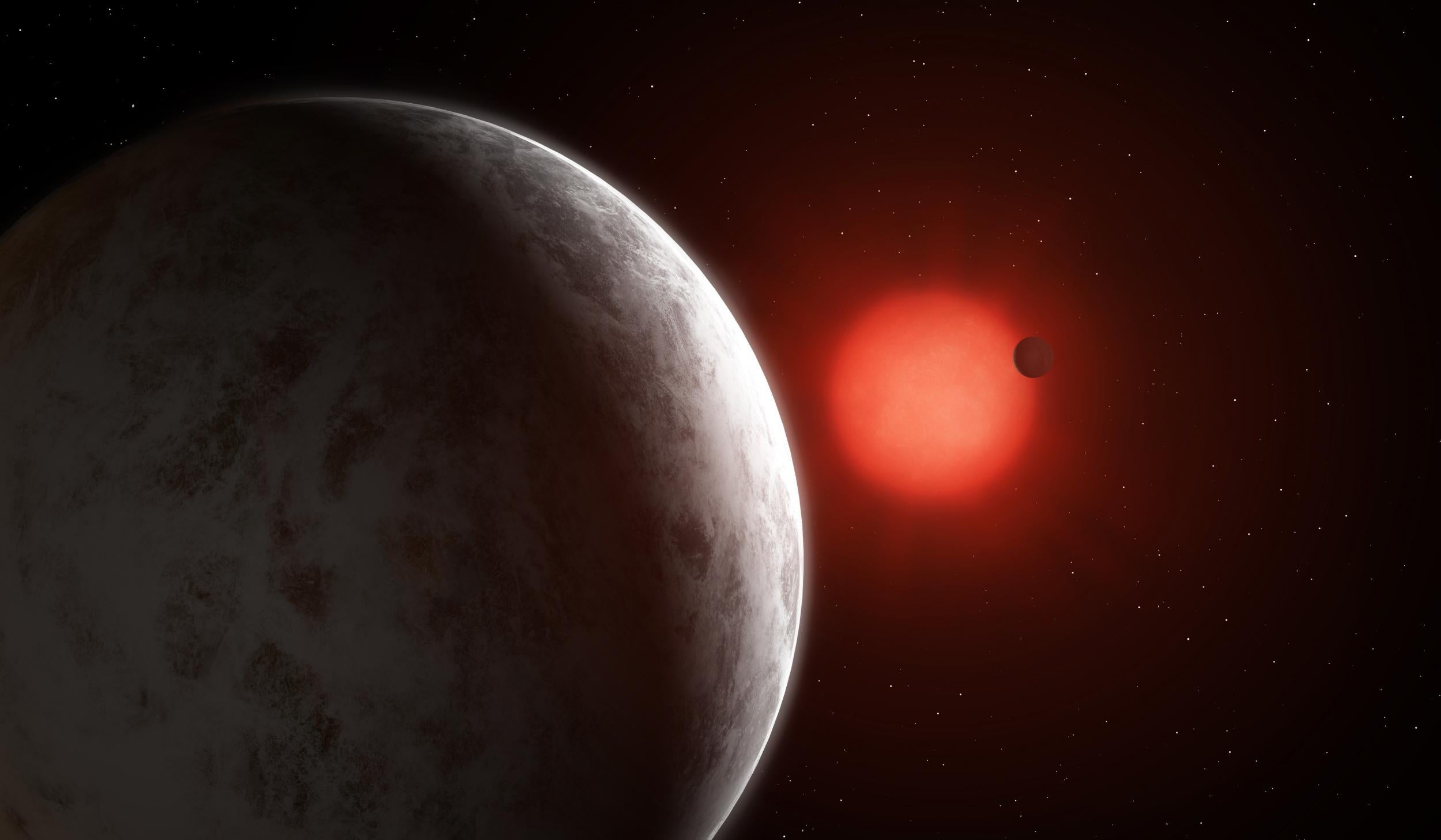 Super-Earths that may very well be house to alien life found close by, scientists say - The Independent thumbnail