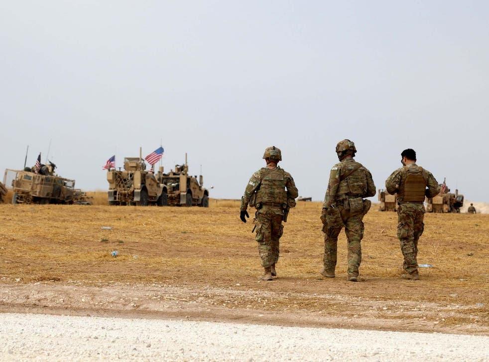 Se espera que el presidente Trump promocione la medida como un paso hacia el fin de las 'guerras interminables'