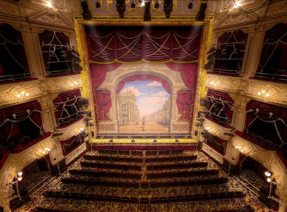Newcastle Theatre Royal, one of the many venues that has been affected by the coronavirus pandemic