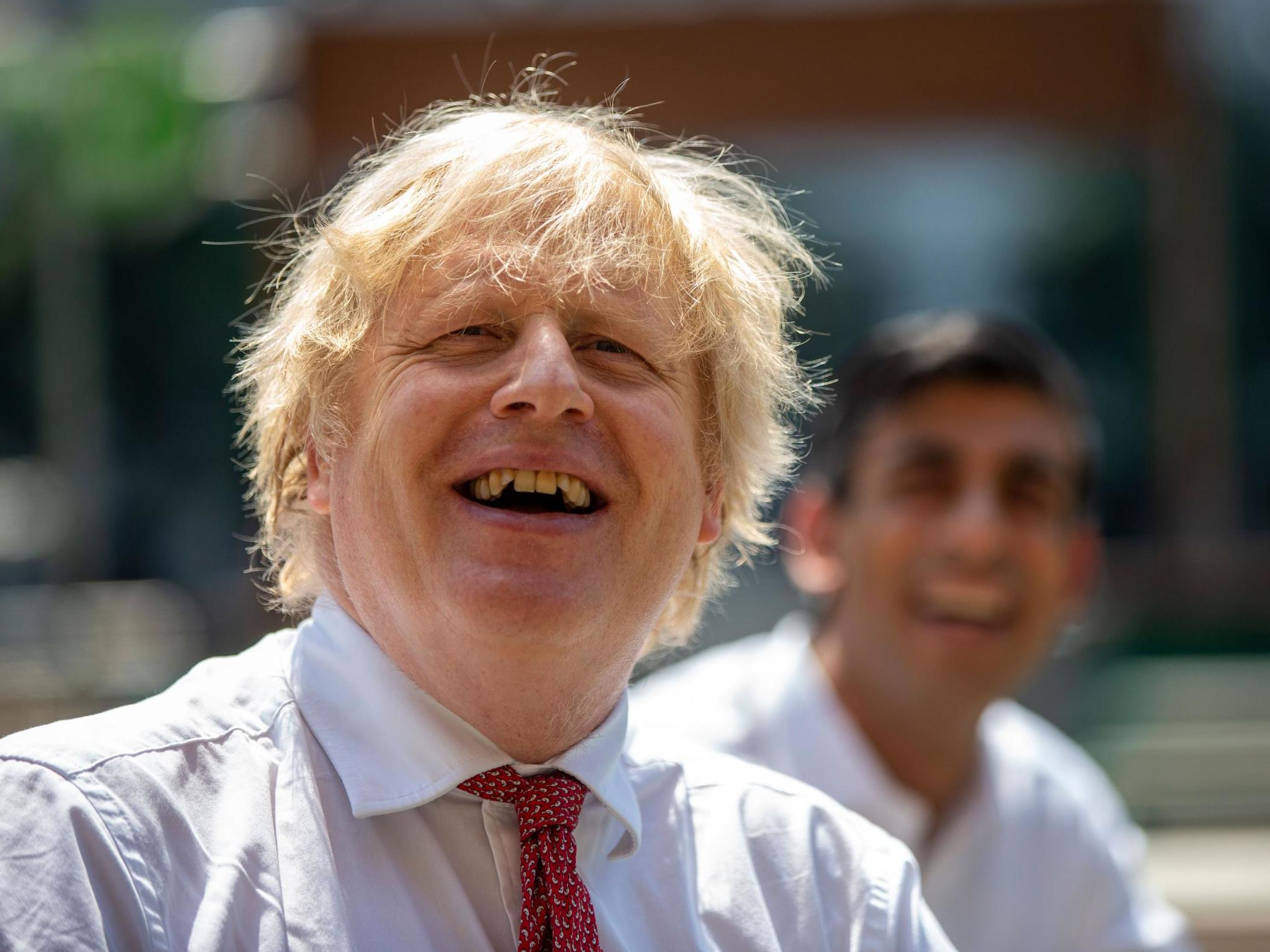 Boris Johnson's handling of coronavirus is being adapted into a TV drama thumbnail