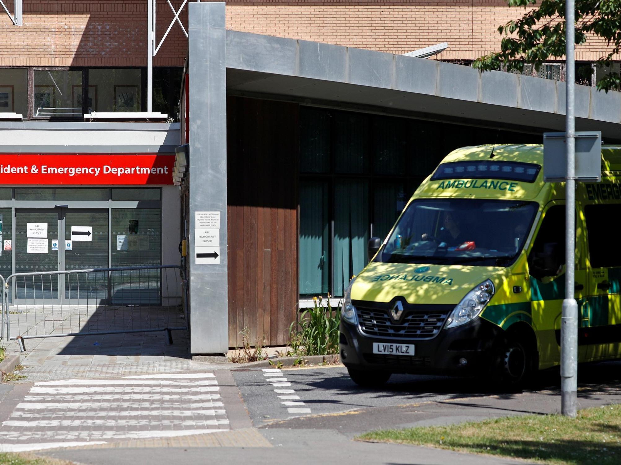 UK coronavirus deaths rise by 186 to 43,414 thumbnail