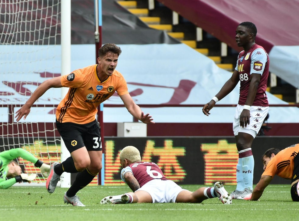 Aston Villa Vs Wolves Result Five Things Villa Must Do To Avoid Relegation From Premier League The Independent The Independent