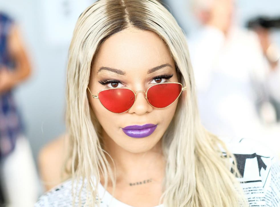 English model Munroe Bergdorf accused the beauty brand of hypocrisy for having fired her three years ago