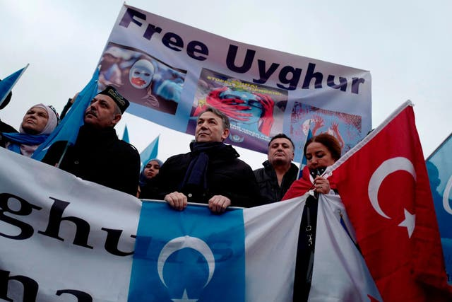 Video: Labour is calling for sanction on Chinese officials over Uighur repression