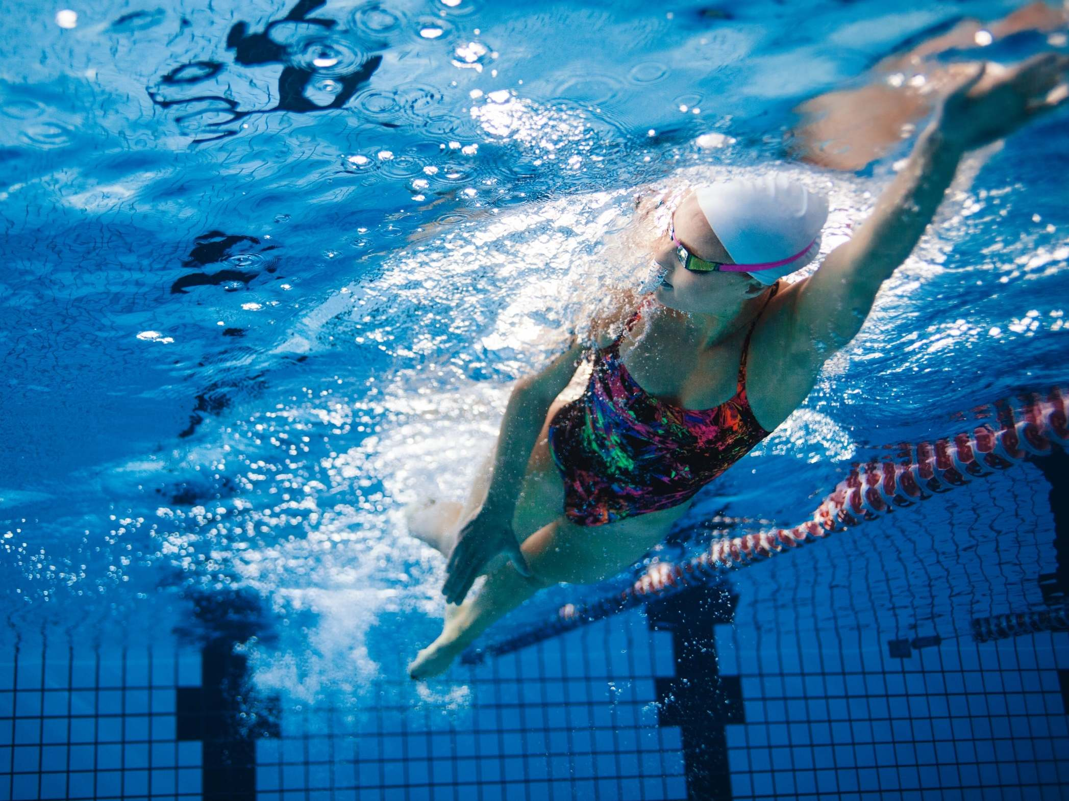 Does swimming really make you feel hungrier?