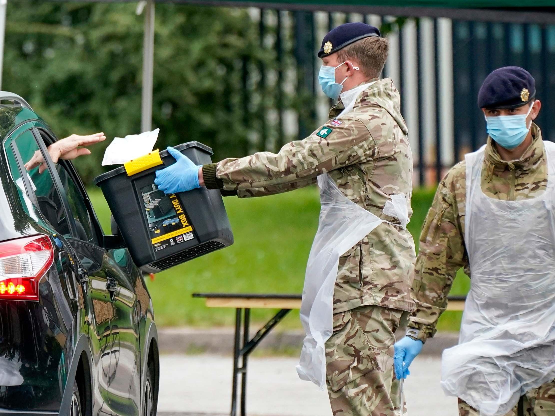 UK coronavirus death toll rises by 155 to 43,730 thumbnail