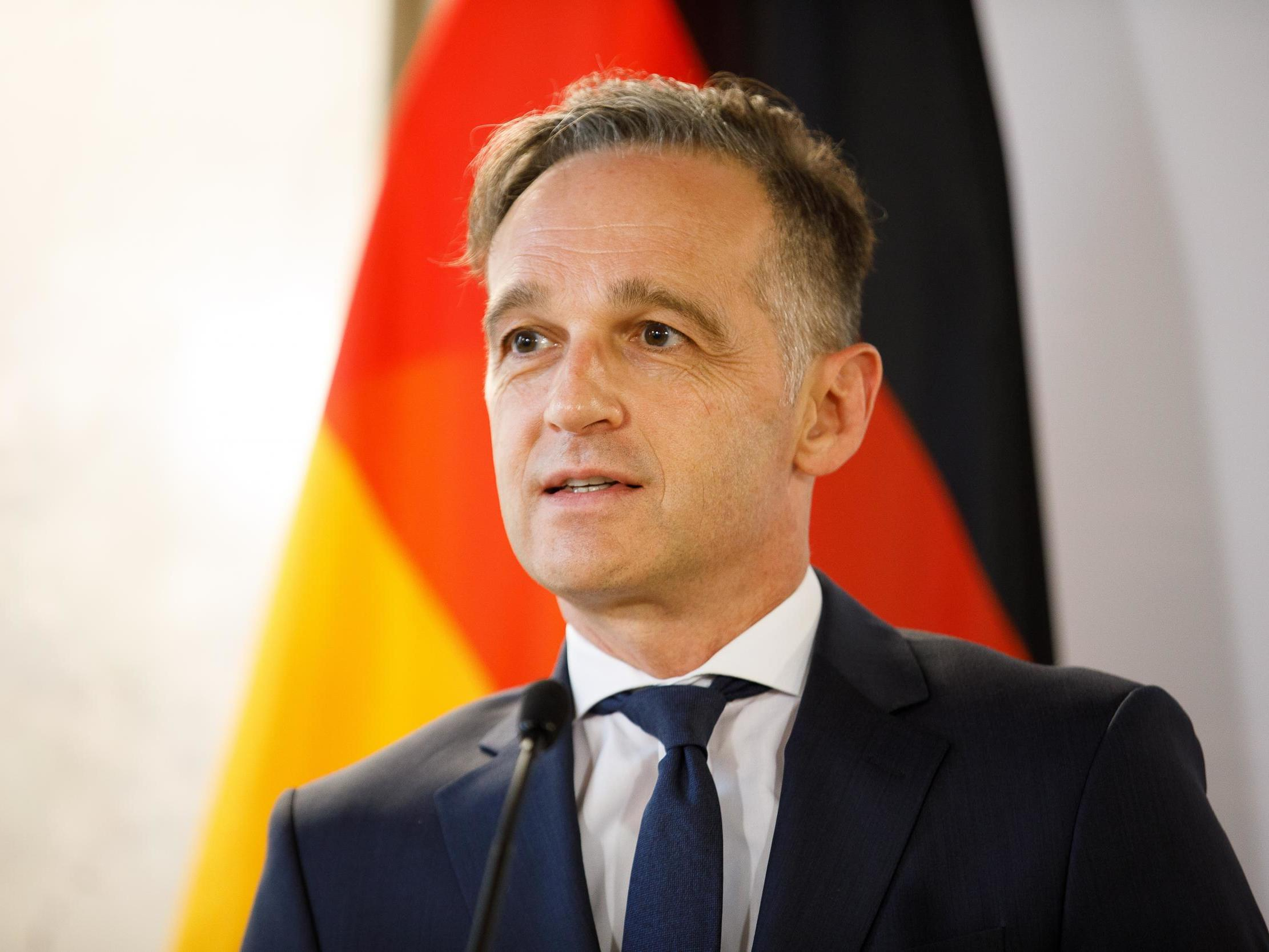 German minister says a Trump defeat in November won't undo damage to transatlantic ties