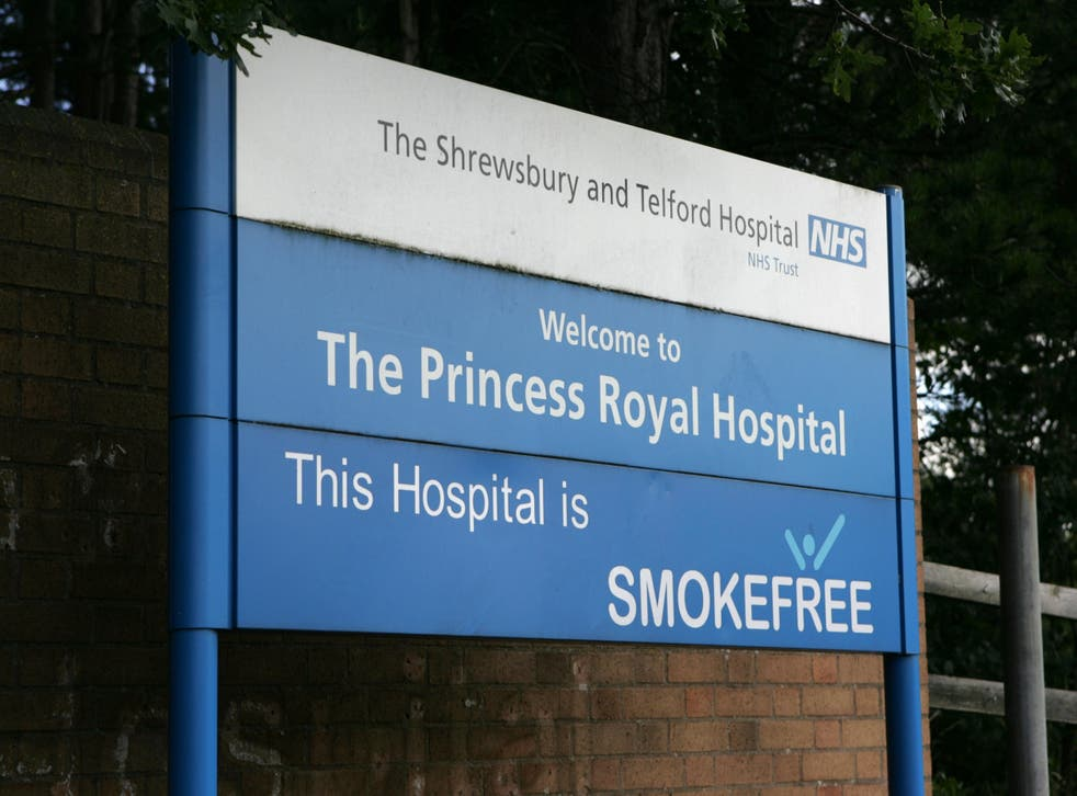 The Shrewsbury and Telford Hospital Trust has been fined by the Care Quality Commission