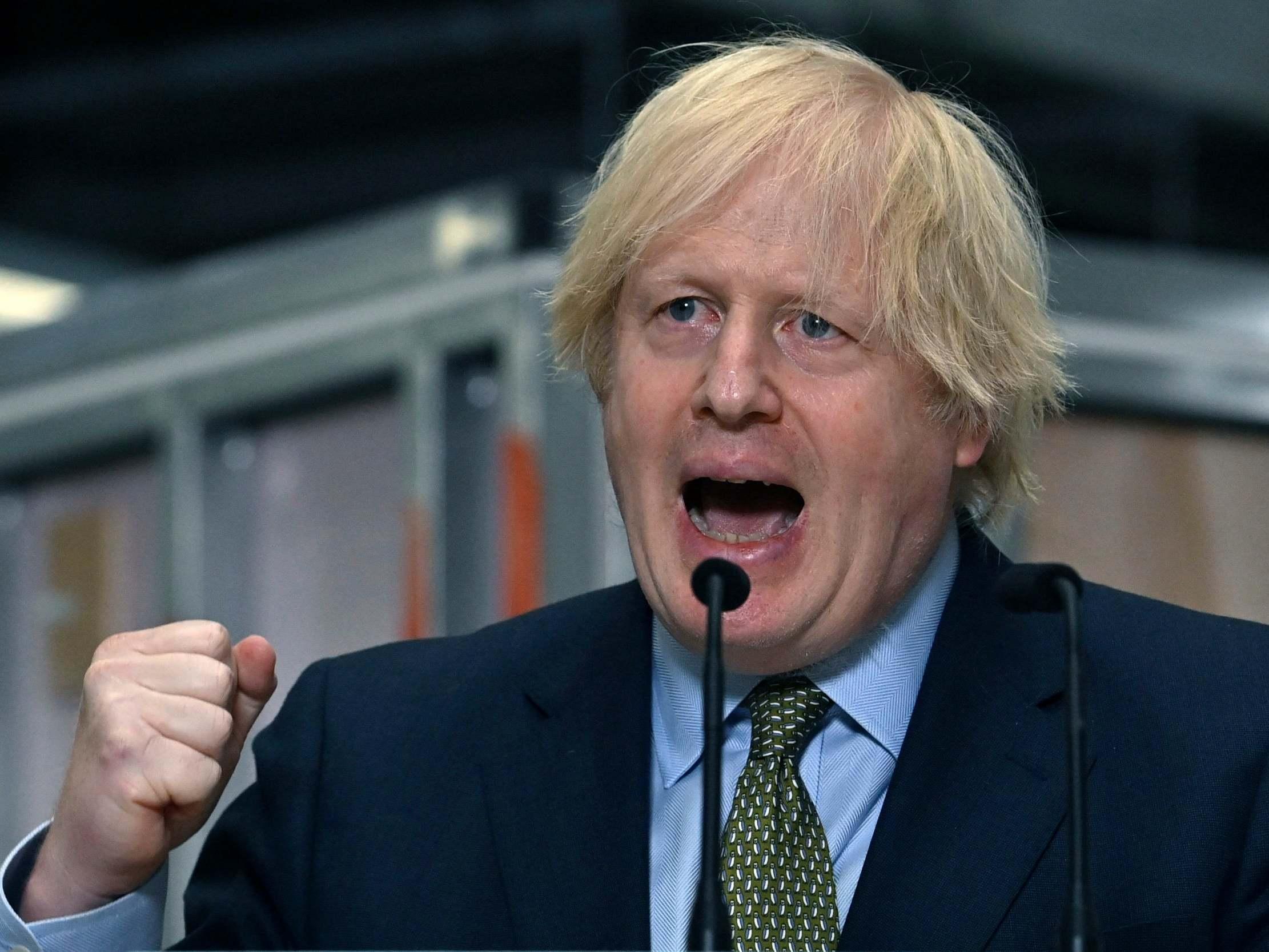 Boris Johnson urged to 'abolish' Public Health England