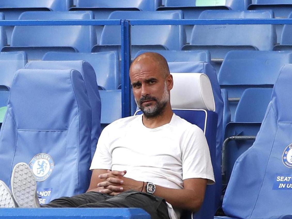 Man City boss Pep Guardiola confident that club's Champions League ban will be overturned