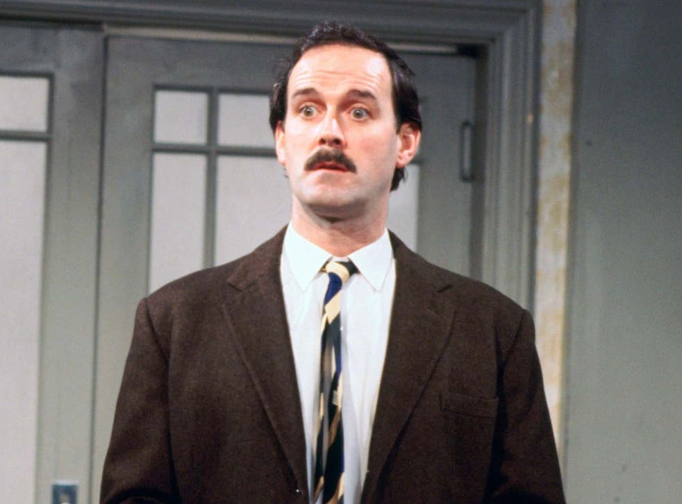 Don't mention the war: Fawlty Towers is the latest TV show to be curtailed for clashing with 21st century sensitivities