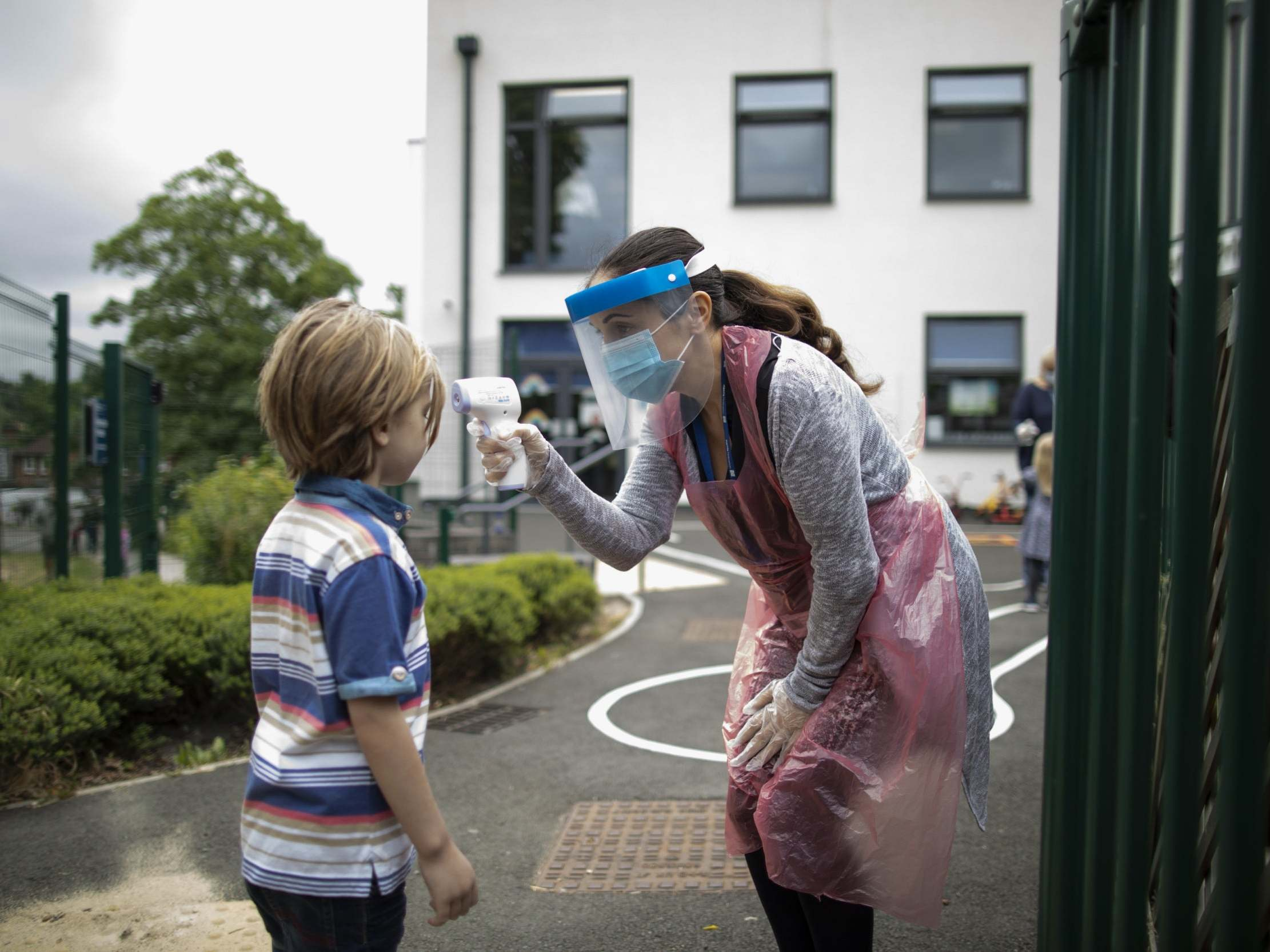 Children with coronavirus may have neurological instead of respiratory symptoms, study suggests