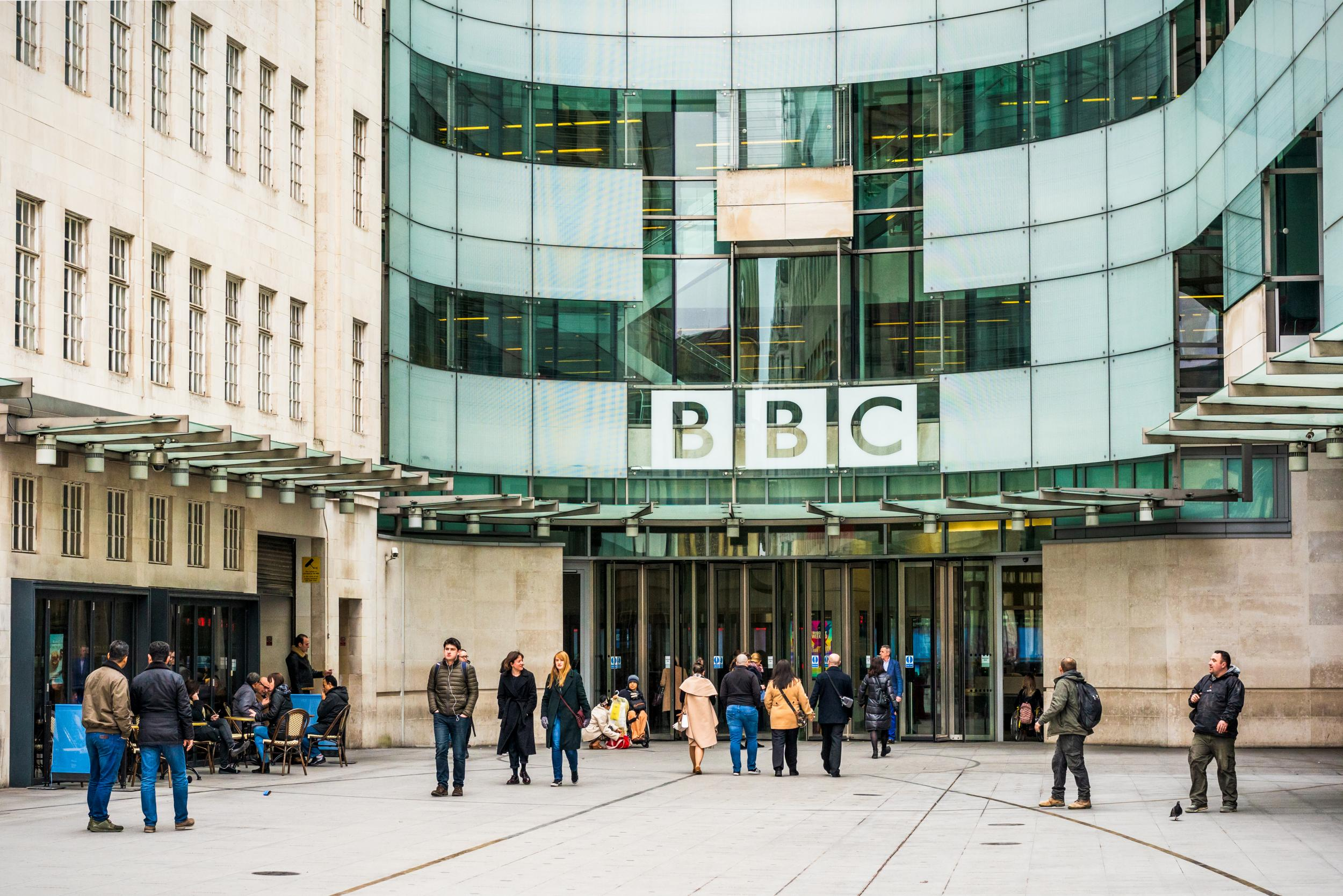 BBC to cut around 450 jobs across England | The Independent | The  Independent